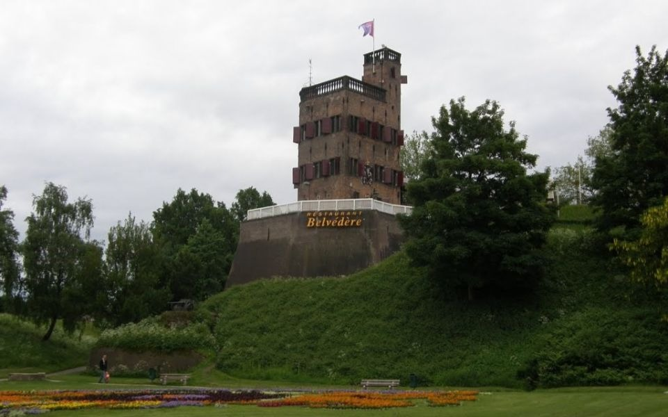 Belvedere De Trouwlocatie In Nijmegen Trouwtotaal Nl